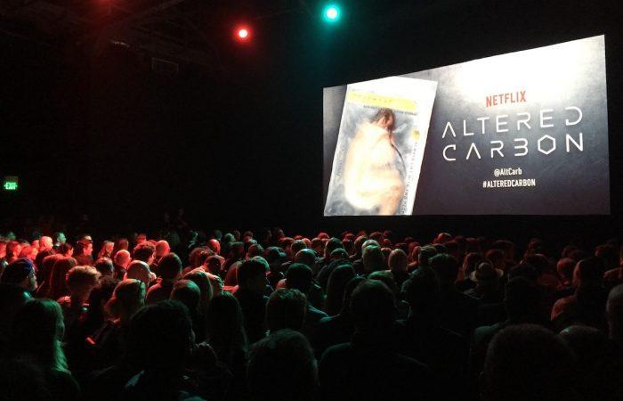 Event Venue for Altered Carbon Premiere