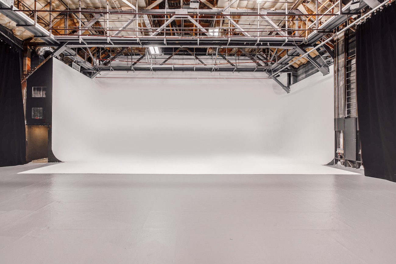 Stage 1 At Mack Sennett Studios Photo Amp Video Production