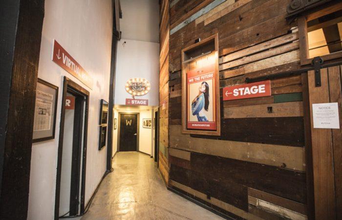 production studio space