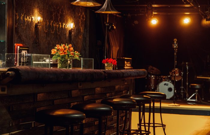 Mabel's at Mack Sennett Studios is an intimate event venue