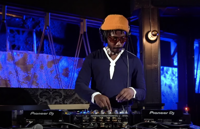 channel tres performing at mack sennett event space in LA