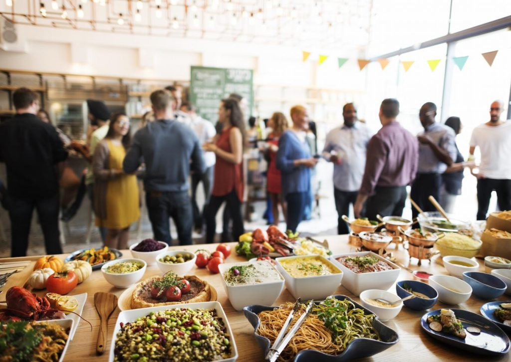 what services would the event venue provide as far as catering