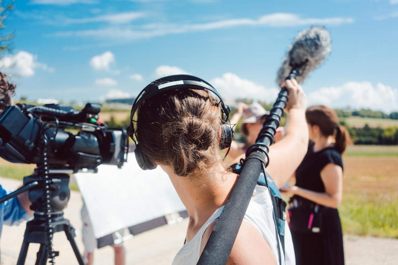 how to get good audio when filming