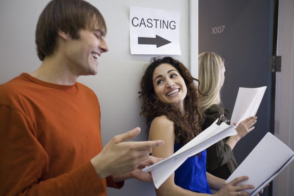 pre production has many elements including casting
