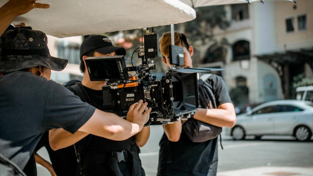 A cinematographer must be collaborative