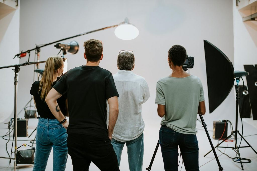 create your own unique commercial style as a director