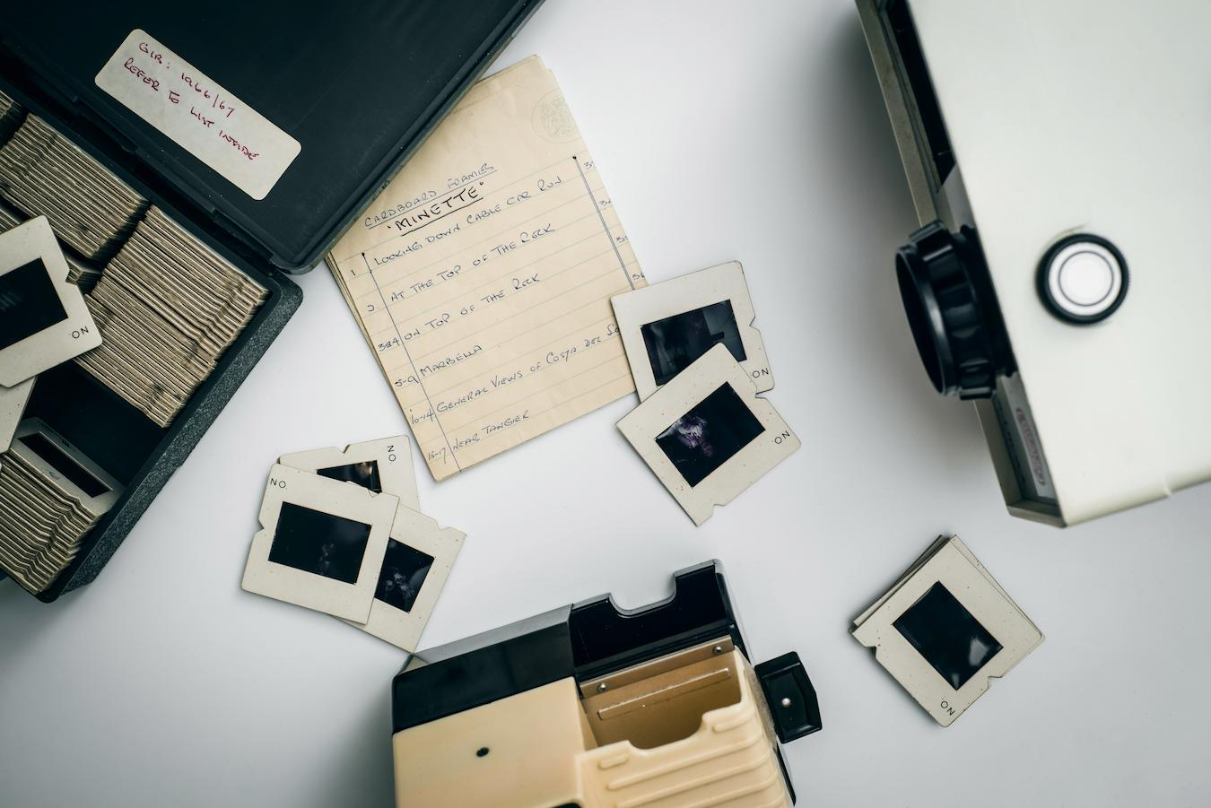 How to convert 8mm film to digital