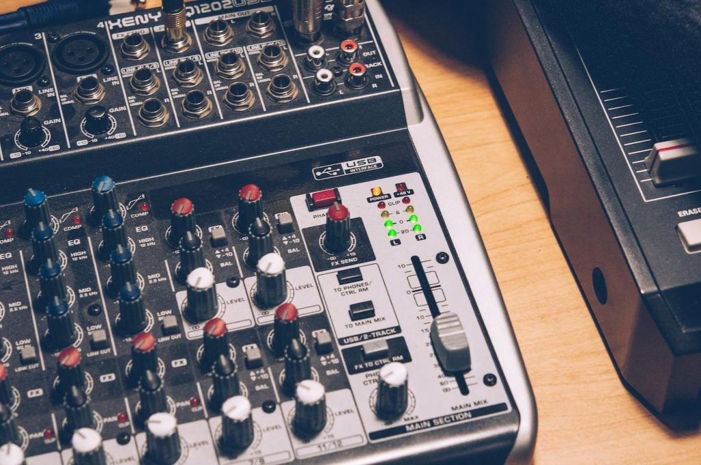 Try a free digital audio workstation and start film scoring