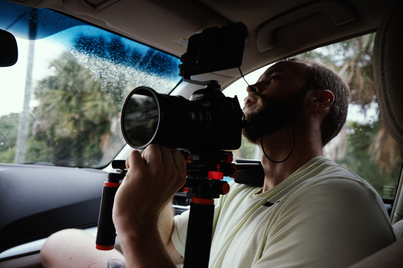 How to get into documentary filmmaking