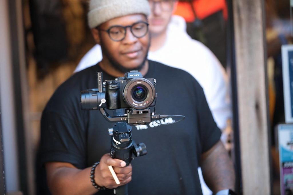 Independent film means making a movie on your terms
