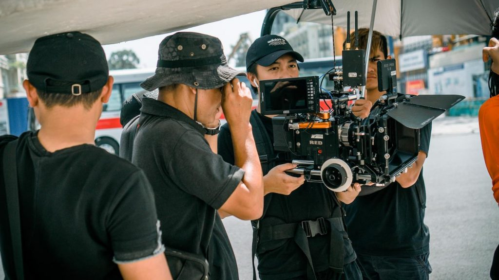 Some directors go to film school but not every director does