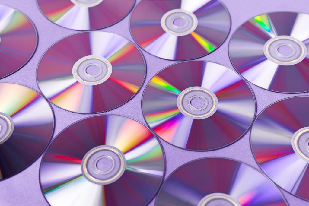Transfer your old film reels to DVDs