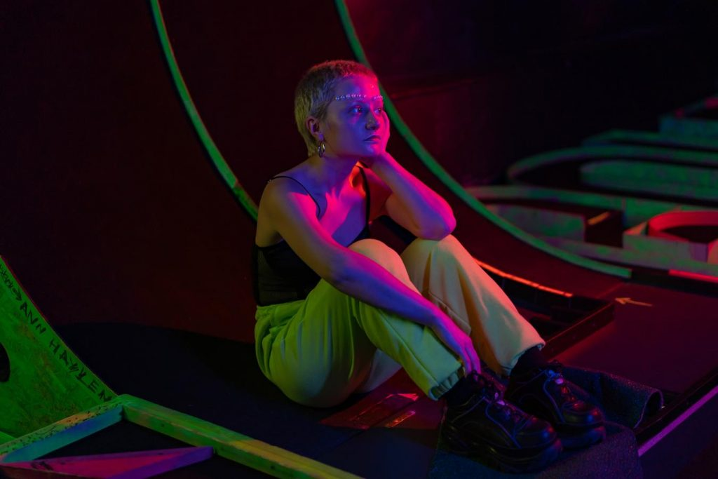 Filmmakers use color to enhance visual storytelling