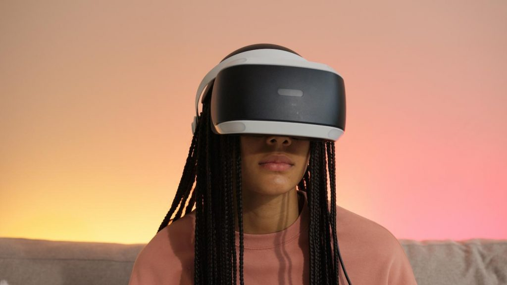 Virtual reality blacks out the real world and immerses users into a virtual one