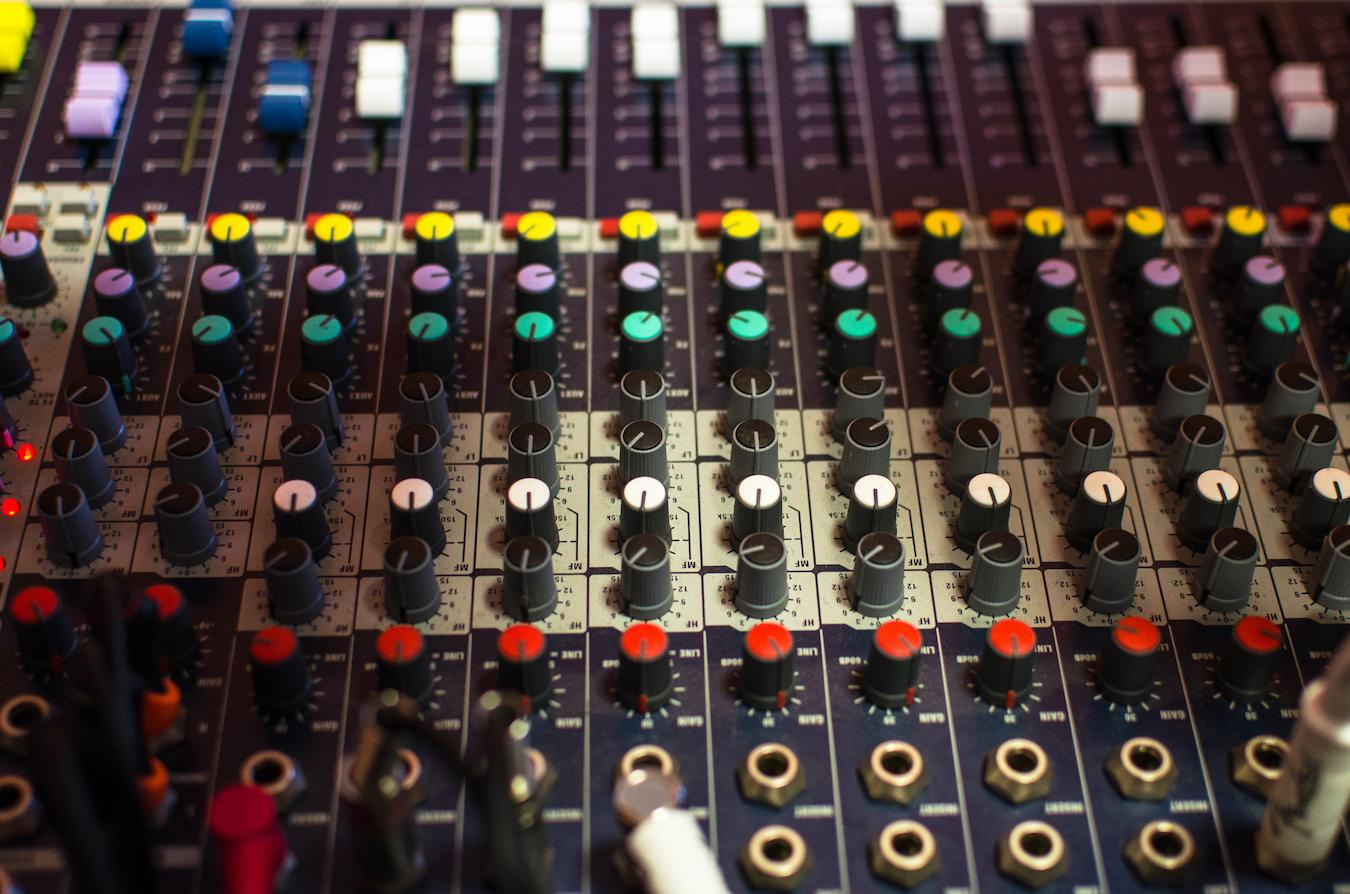 What is sound editing in film