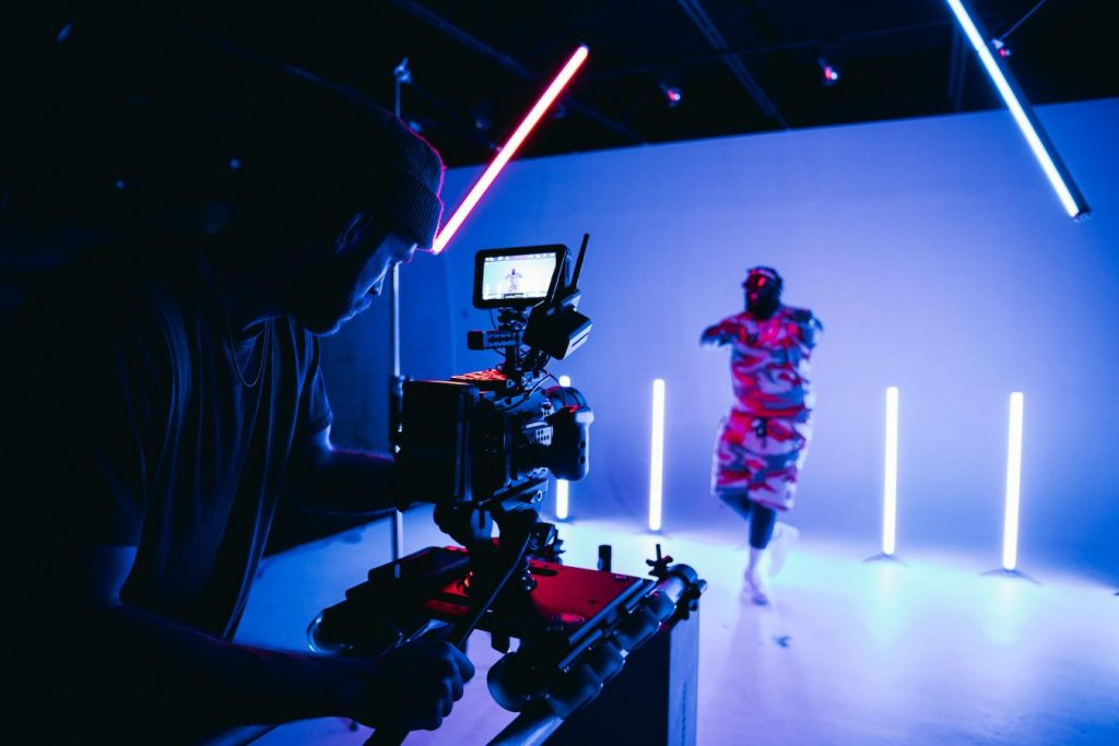 Aspiring film directors should gain industry experience by taking on as many different gigs as they can