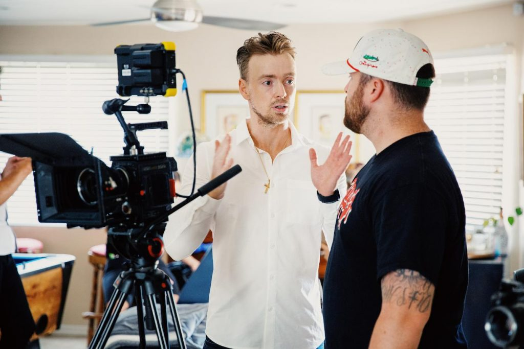 Find your directing style and stand out from other aspiring film directors
