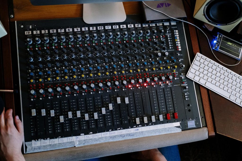 Sound mixing and editing ensure that all sounds used are cohesive and complement one another